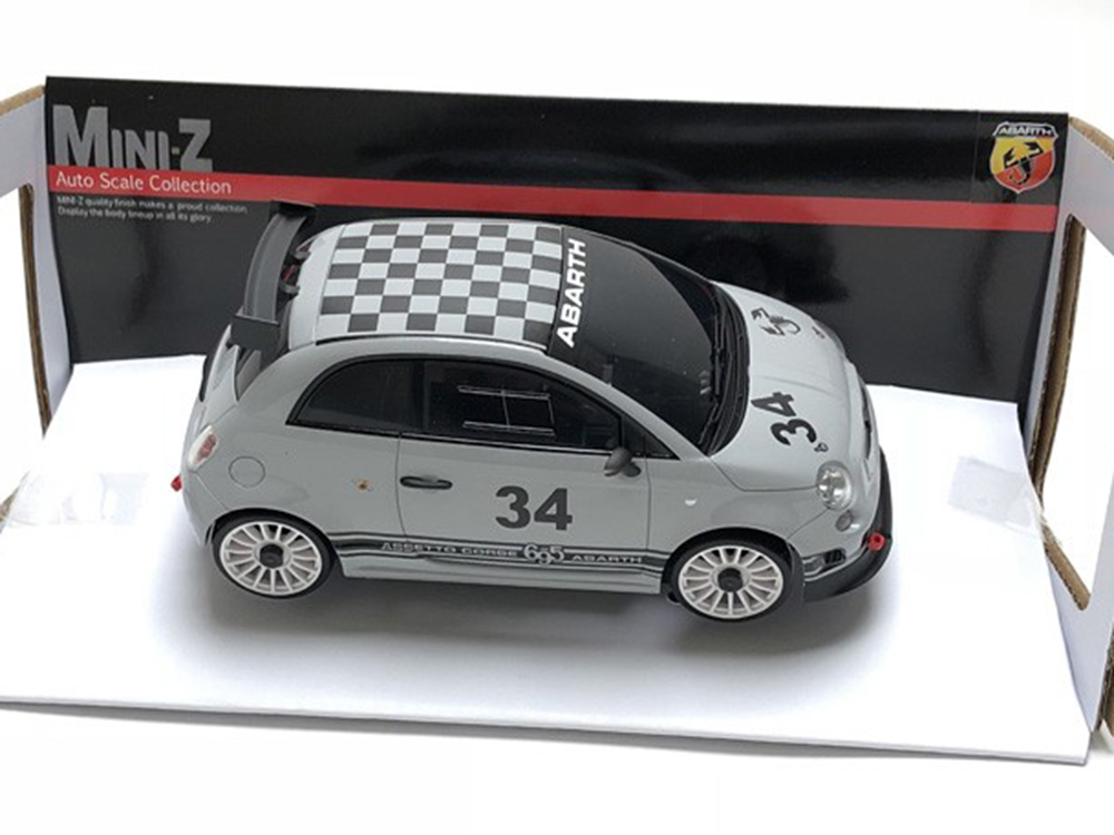 Kyosho Mini Z FWD MA-03F Fiat Abarth 695 Assetto Corse 32420GB