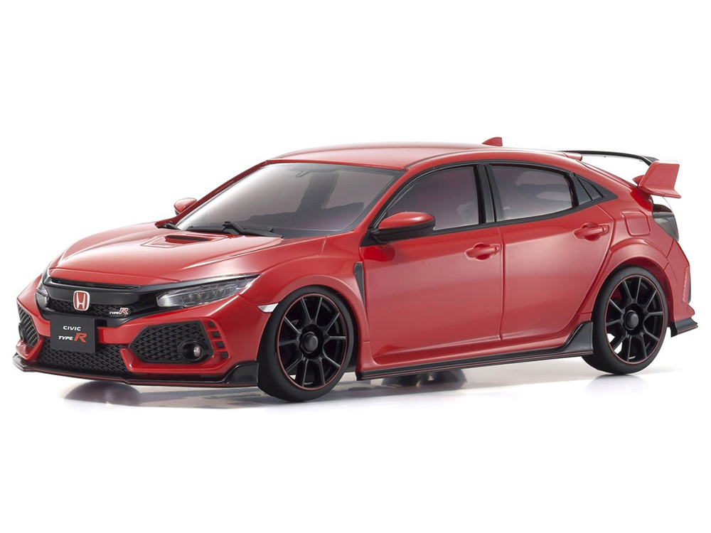 Kyosho Mini Z FWD MA-03F Honda Civic Type R - Red 32424R