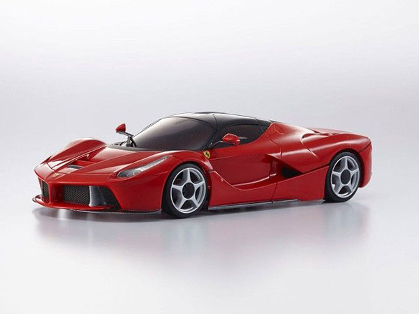 Kyosho Mini Z MR03 VE BCS La Ferrari - Red 32764R