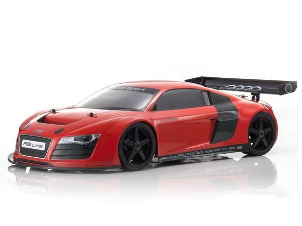 Kyosho Inferno Gt2 Race Specs Audi R8 Lms Red Kt331 Ke25 33006