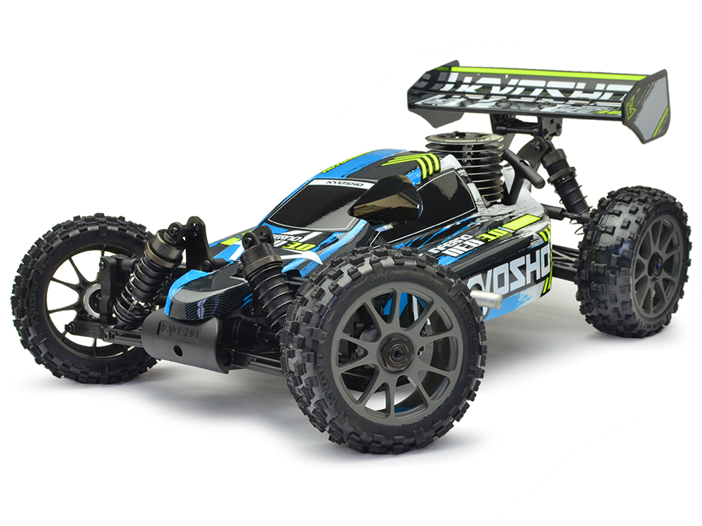 Kyosho Inferno Neo 3.0 Readyset T1 - Blue 33012T1
