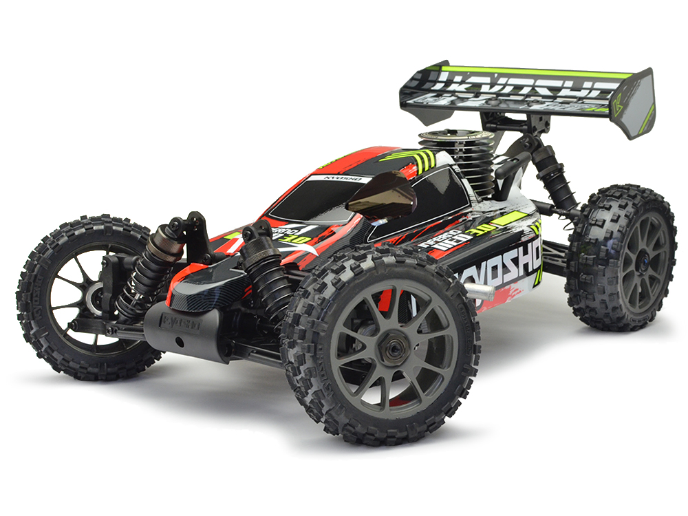 Kyosho Inferno Neo 3.0 Readyset T2 - Red 33012T2