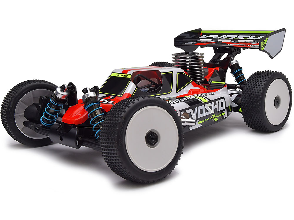 Kyosho Inferno MP9 TKi4 Readyset 33014T1