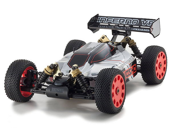 Kyosho Inferno VE Type 2 Readyset EP (KT231P) 34101T2B