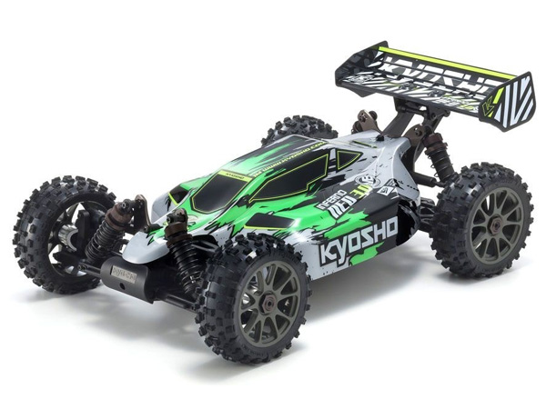 Kyosho Inferno Neo 3.0VE Readyset EP - Green 34108T1B