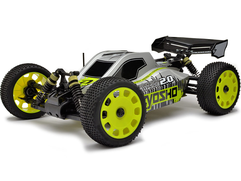 Kyosho DBX VE 2.0 4WD Readyset EP Type 2 (KT231P) 34201T2B