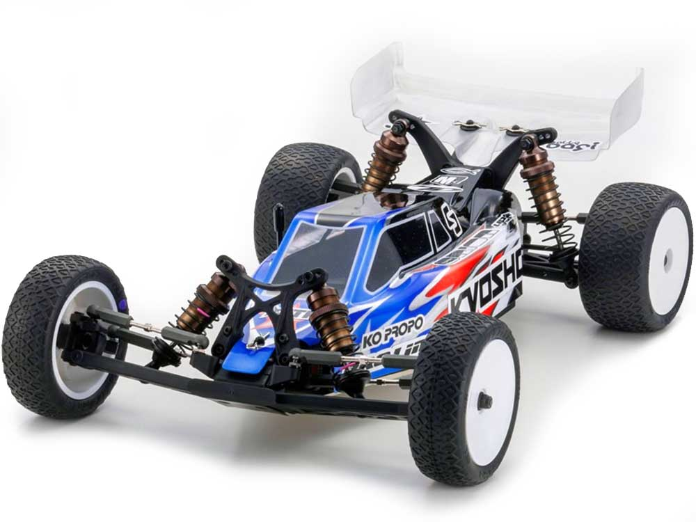 Kyosho Ultima RB6.6 2wd Buggy Kit 34302B