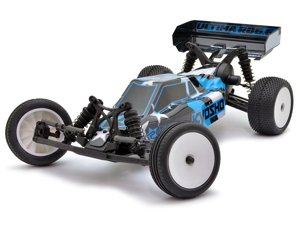 Kyosho Ultima RB6.6 1:10 2wd Readyset (KT231) 34310RS