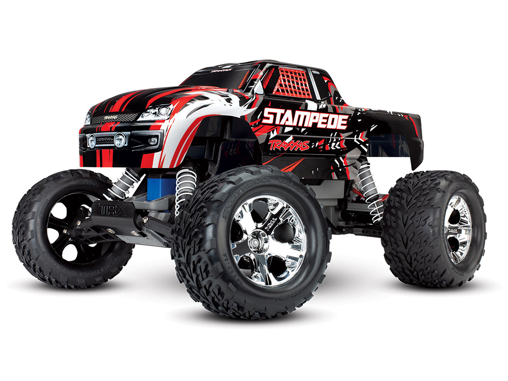 Traxxas Stampede XL-5 iD RTR (Red) TRX36054-4-RED
