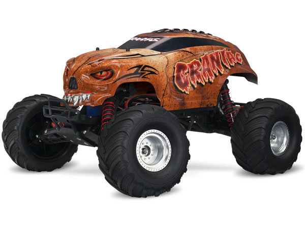 Traxxas Craniac Monster XL-5 iD - Brown 36094-1BR