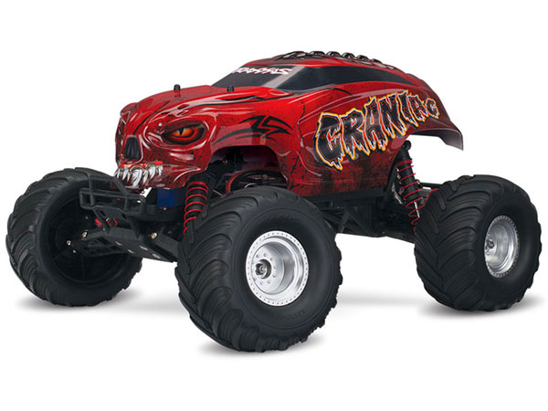 Traxxas Craniac Monster XL-5 iD - 36094-1
