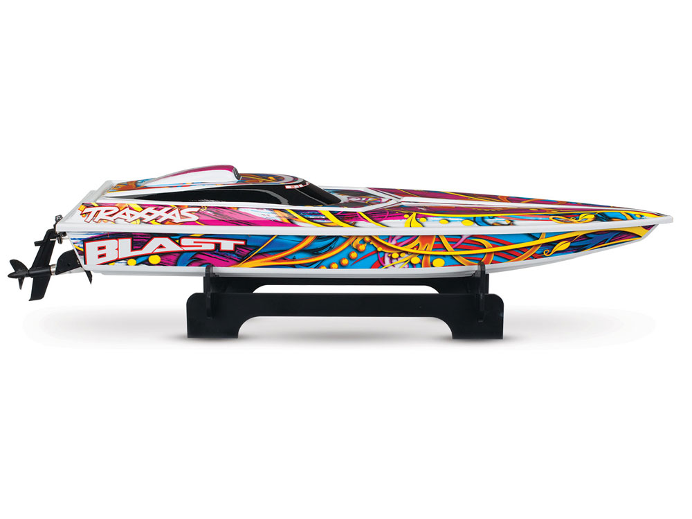 Traxxas Blast High-Performance Electric Race Boat 38104-1