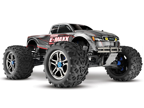 Traxxas E-Maxx MXL-6s TSM Brushless Monster Truck 39086-4S
