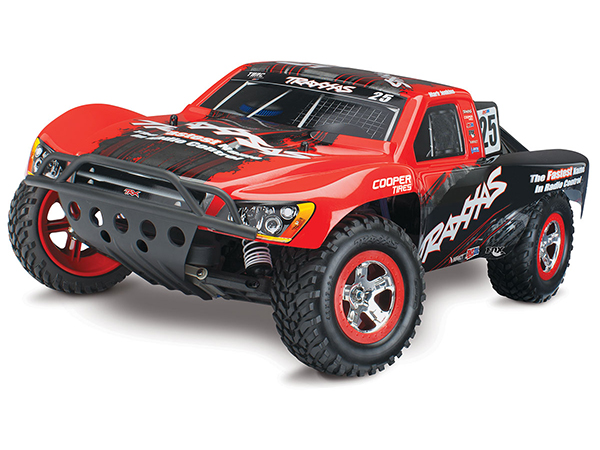 Traxxas Nitro Slash 3.3 TSM - Mark Jenkins 44056-3MJ