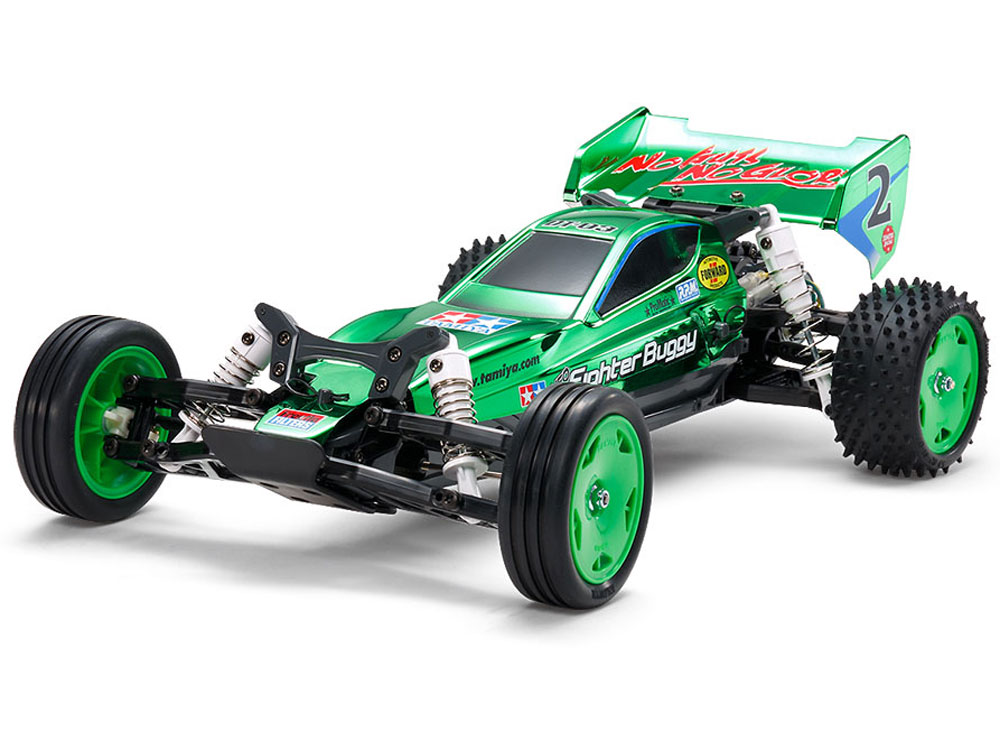 Tamiya Neo Fighter Buggy LTD - Metallic Green 47371