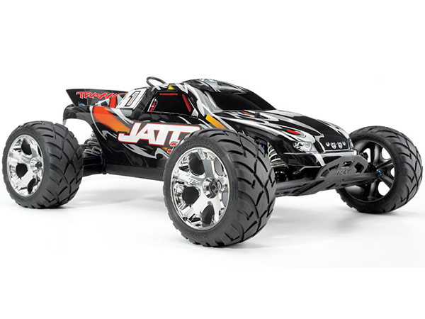 Traxxas JATO 3.3 2.TQi (Red/Yellow) 55077-1-RY
