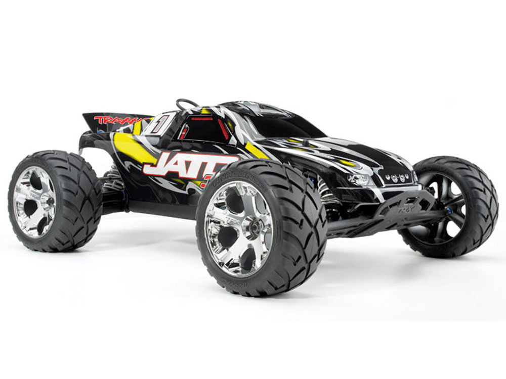 Traxxas Jato 3.3 2WD 2 Speed TQi, TSM - Yellow TRX55077-3-YLW