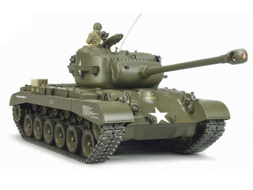 3f14723b7536 Tamiya US Medium Tank M26 Pershing 56016
