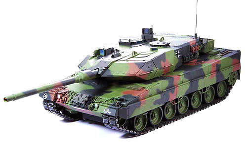 Tamiya Leopard 2 A6 Main Battle Tank 56020