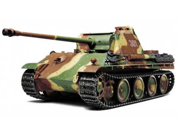 Tamiya Panther G Tank with Option Pack 56022