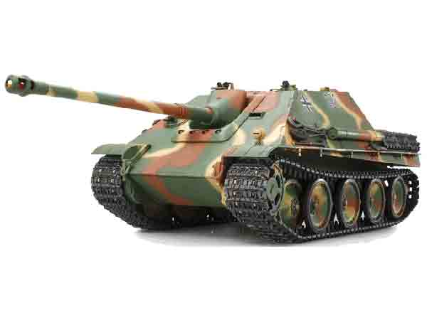 Tamiya Jagdpanther Tank Destroyer with Option Pack 56024