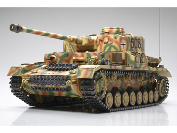 Tamiya Panzer IV Ausf.J Tank with Option Pack 56026