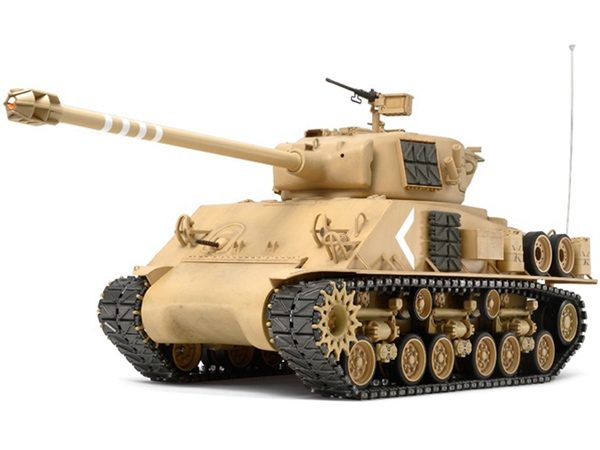 Tamiya 1/16 RC Super Sherman Full Option 56032