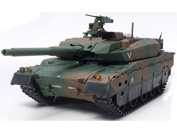 Tamiya JGSDF Type 10 Tank - Full Option Kit 56037