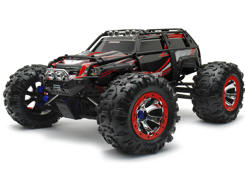 Traxxas Summit TQi 2.4GHz RTR (Black) 56076-4BK
