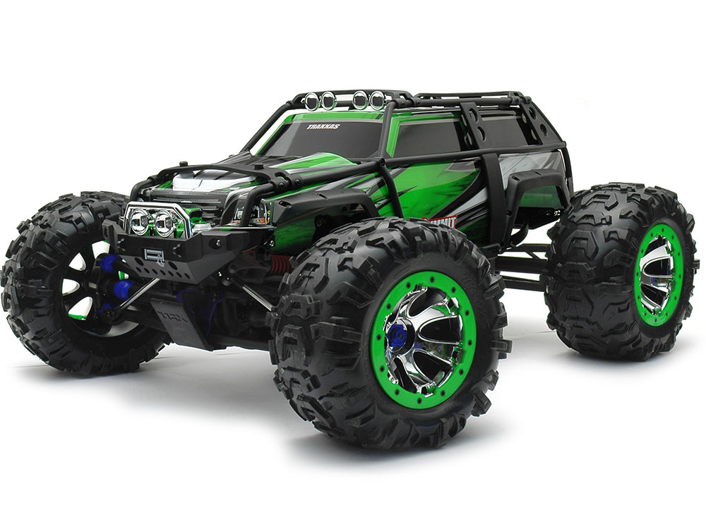 Traxxas Summit TQi 2.4GHz RTR (Green) 56076-4GN