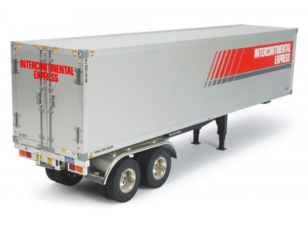 Tamiya Box Semi-Trailer 56302