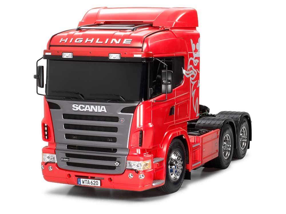 Tamiya Scania R620 Highline 6x4 56323