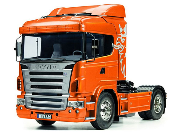 Tamiya Scania R470 Highline - Orange Edition 56338