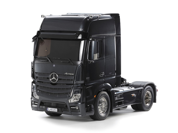 Tamiya Mercedes-Benz Actros 1851 GigaSpace Black Edition 56342