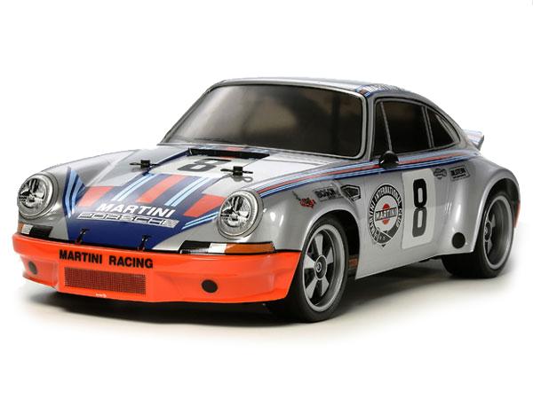 Tamiya Porsche 911 Carrera Rsr Tt 02 58571
