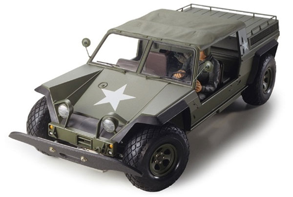 Tamiya XR311 Combat Support Vehicle 58004