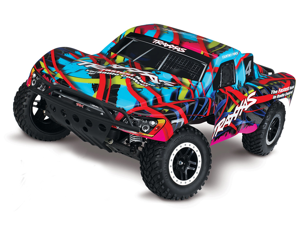 Traxxas Slash XL-5 iD RTR (Hawaiian) 58034-1HAW
