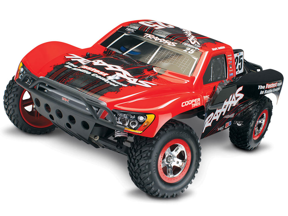 Traxxas Slash XL-5 iD RTR (Mark Jenkins) 58034-1MAJ