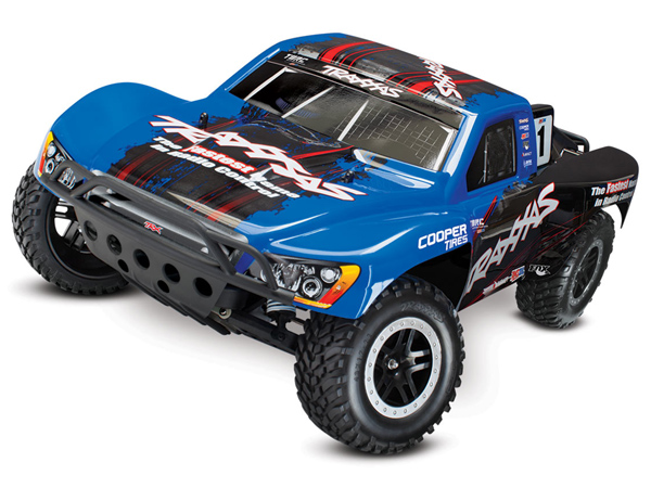 Traxxas Slash 2wd XL-5 Audio RTR (Blue Edition) 58034-2BU