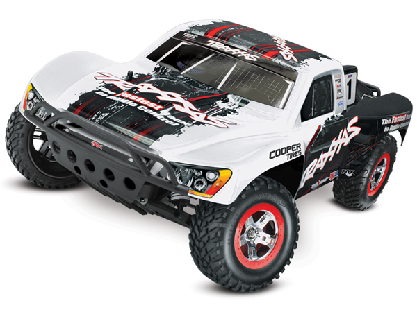 Traxxas Slash 2wd XL-5 Audio RTR (White Edition) 58034-2W