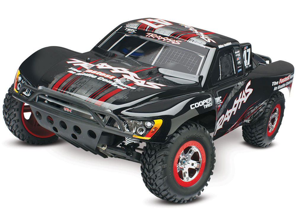 Traxxas Slash VXL Brushless 2WD OBA TSM - Mike Jenkins 58076-21-MIJ