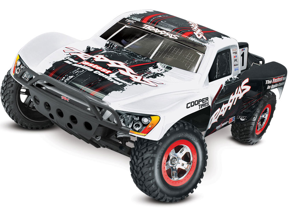 Traxxas Slash VXL Brushless 2WD OBA TSM 58076-21