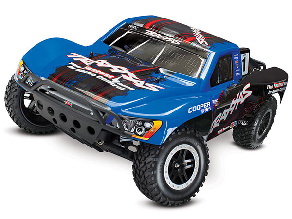 Traxxas Slash VXL Brushless 2WD OBA TSM 58076-24