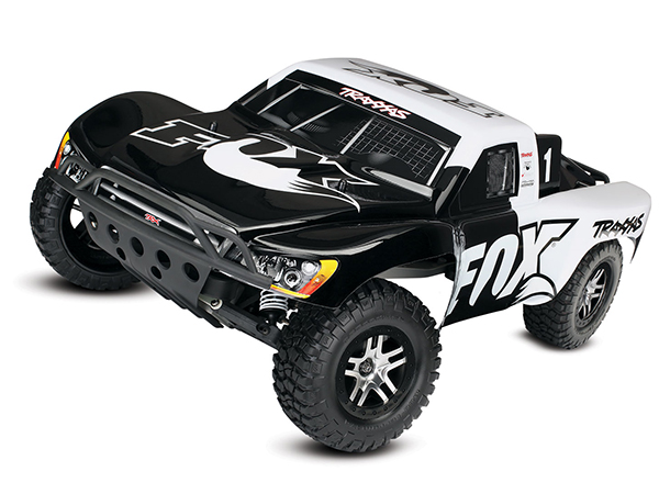 Traxxas Slash VXL iD RTR TSM (Fox Edition) TRX58076-4-FOX