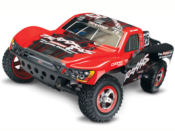 Traxxas Slash VXL iD RTR TSM (Mark Jenkins) TRX58076-4-MARK