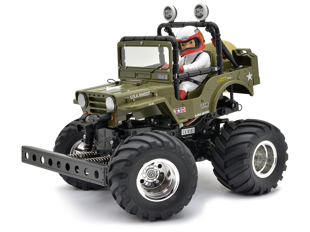Tamiya XB Wild Willy 2 (WR-02) 57743