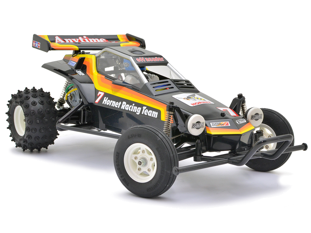 Rc Car Racing >> Tamiya The Hornet 58336
