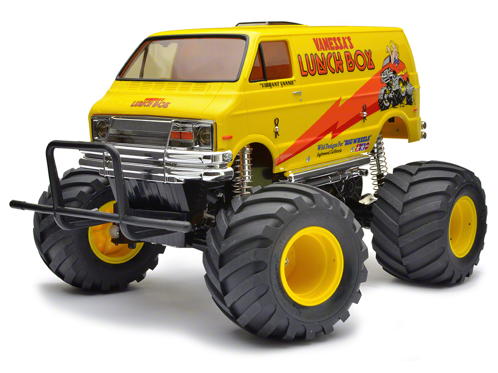 Tamiya Lunch Box 58347