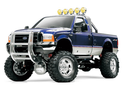 Tamiya Ford F350 High-Lift 58372