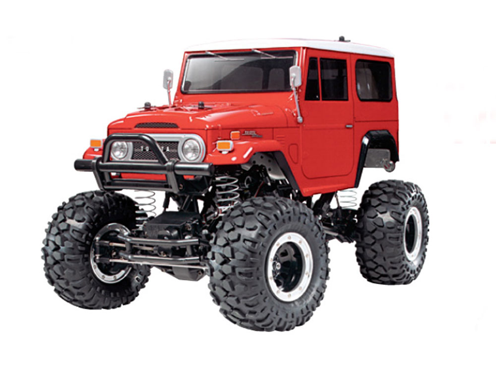 Tamiya Toyota Land Cruiser 40 Rock Crawler 58405